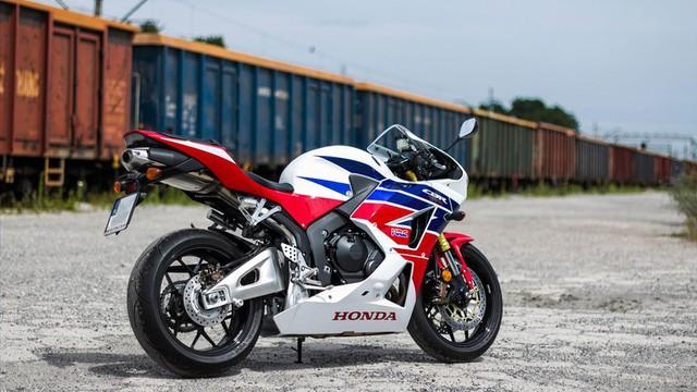 Honda CBR600RR hoàn toàn mới sẽ xuất hiện tại Thai MotoGP 2020 - Ảnh 2.