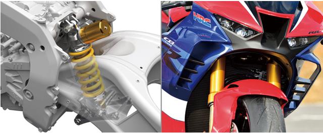 Honda CBR600RR hoàn toàn mới sẽ xuất hiện tại Thai MotoGP 2020 - Ảnh 4.