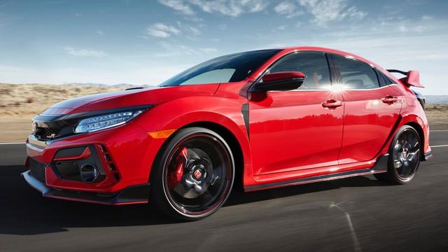 Tiết lộ ban đầu về Honda Civic thế hệ mới: Dùng cần số dạng nút bấm và những hứa hẹn hấp dẫn để đấu Mazda3 - Ảnh 1.
