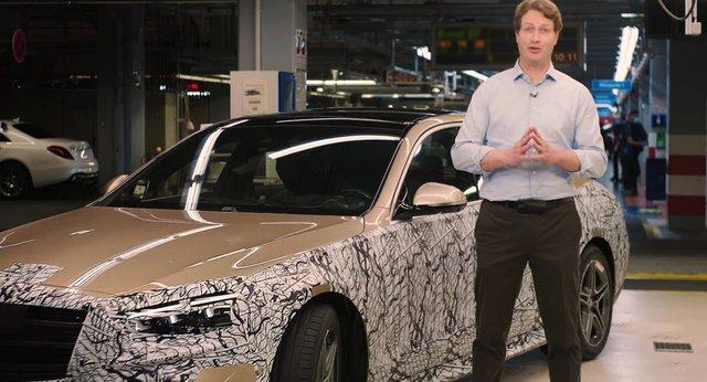Mercedes-Benz ra mắt sớm hệ thống thông tin giải trí trên S-Class đời mới ngay ngày mai - Ảnh 2.