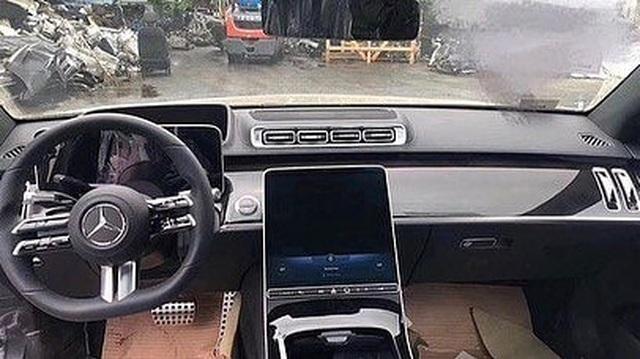 Lộ video soi nguyên một phần nội thất Mercedes-Benz S-Class thế hệ mới: Màn hình gây chú ý nhất