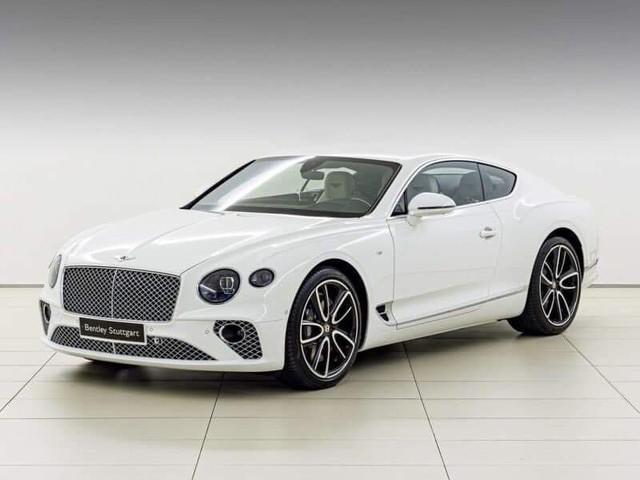 Bentley Continental GT V8 đầu tiên Việt Nam về tay đại gia Sài Gòn, logo bánh xe tiết lộ điều đặc biệt - Ảnh 1.