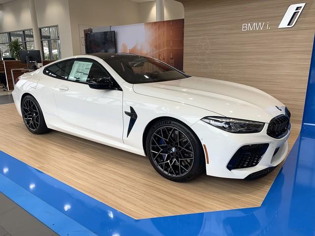 Đấu Mercedes-AMG GT-R, BMW M8 Competition Coupe có giá gần 13 tỷ đồng tại Việt Nam - Ảnh 1.