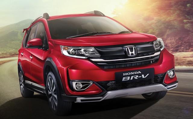 Lộ thông tin Honda BR-V tại Việt Nam: 2 phiên bản, ăn xăng hơn Mitsubishi Xpander - Ảnh 2.