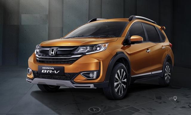 Lộ thông tin Honda BR-V tại Việt Nam: 2 phiên bản, ăn xăng hơn Mitsubishi Xpander - Ảnh 6.