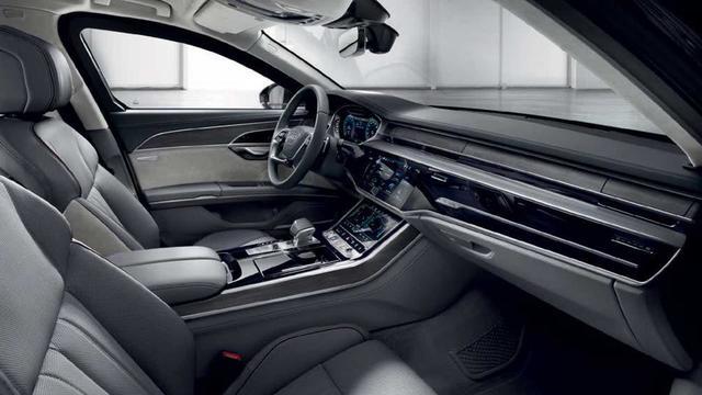 Ra mắt Audi A8 L Security: Bọc thép, khó cháy, chống đạn, khử độc, bảo vệ khách VIP - Ảnh 3.