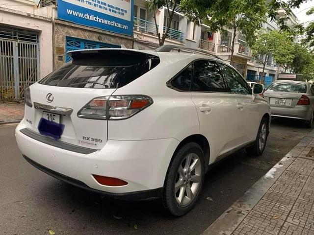 Chạy Lexus RX 350 10 năm rồi bán lại, đại gia Việt vẫn dư tiền sắm mới Mazda CX-8, Hyundai Santa Fe - Ảnh 2.