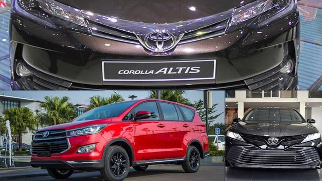 Gần 30.000 xe Toyota tại Việt Nam phải triệu hồi vì lỗi bơm xăng - Ảnh 1.