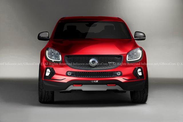 Sắp có SUV đô thị chung mẹ với Mercedes-Benz ra mắt, thêm lựa chọn cho nữ đại gia Việt thích xe nhỏ - Ảnh 1.