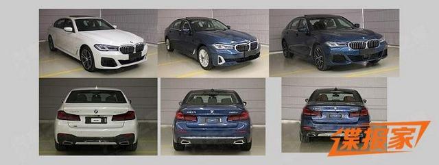 BMW 5-Series thế hệ mới lộ phiên bản kéo dài - Ảnh 2.