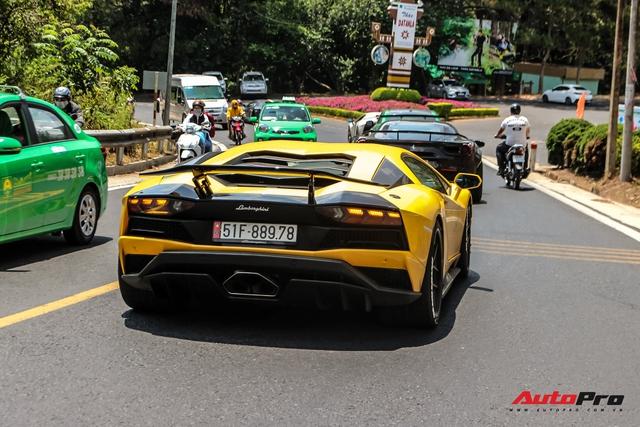 Đang chờ McLaren Senna nhưng đại gia Hoàng Kim Khánh vẫn chăm Lamborghini Aventador S, độ thêm chi tiết mới lạ - Ảnh 5.
