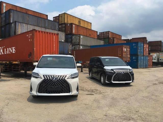 Khui công chuyên cơ mặt đất Lexus LM 300h giá cả chục tỷ đồng đầu tiên Việt Nam - Ảnh 1.