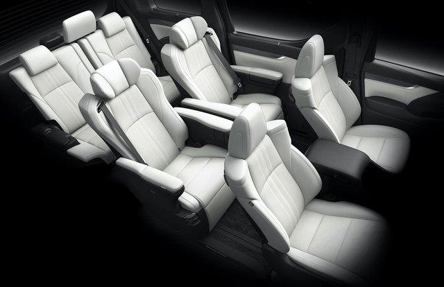 Khui công chuyên cơ mặt đất Lexus LM 300h giá cả chục tỷ đồng đầu tiên Việt Nam - Ảnh 3.