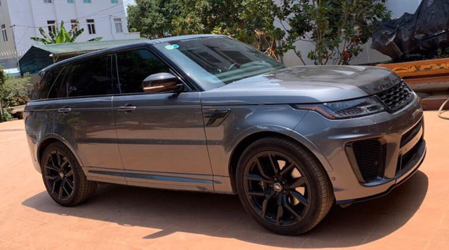 Range Rover Sport SVR 2019 độc nhất Việt Nam tìm chủ mới, chiếc biển số khủng khiến việc định giá khó lường - Ảnh 1.