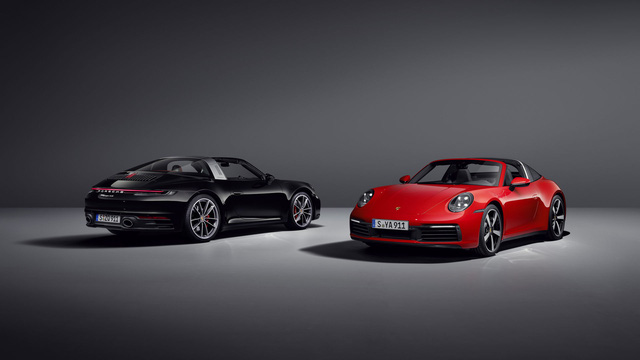 Porsche 911 Targa 2020 chính hãng giá từ 8,24 tỷ đồng tại Việt Nam - Ảnh 1.