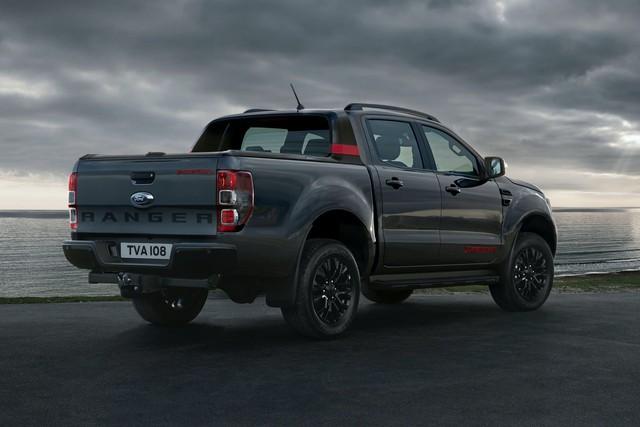 Trình làng Ford Ranger Thunder - Bán tải sấm sét lai Wildtrak và Raptor - Ảnh 2.