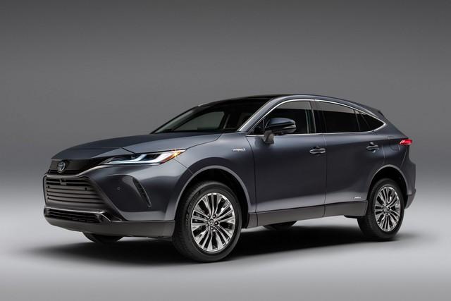Toyota tung gói độ TRD cho mẫu crossover đối đầu Honda CR-V và Mazda CX-5 - Ảnh 3.