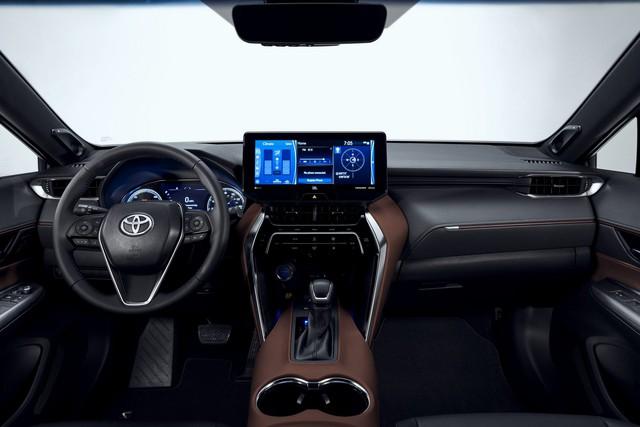 Ra mắt Toyota Venza 2021 - Ngôi sao nhập khẩu SUV 5 chỗ một thời đấu Hyundai Santa Fe - Ảnh 5.