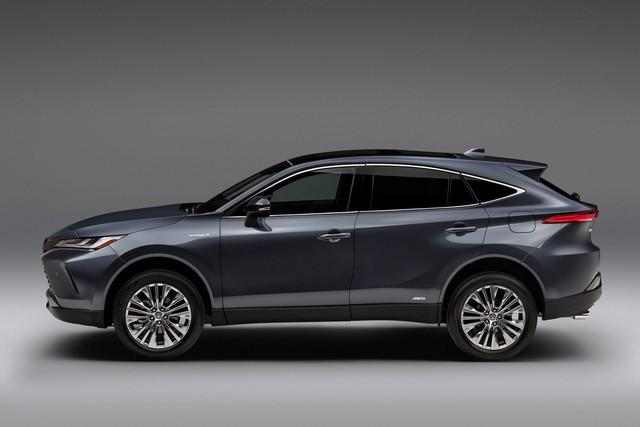 Ra mắt Toyota Venza 2021 - Ngôi sao nhập khẩu SUV 5 chỗ một thời đấu Hyundai Santa Fe - Ảnh 2.
