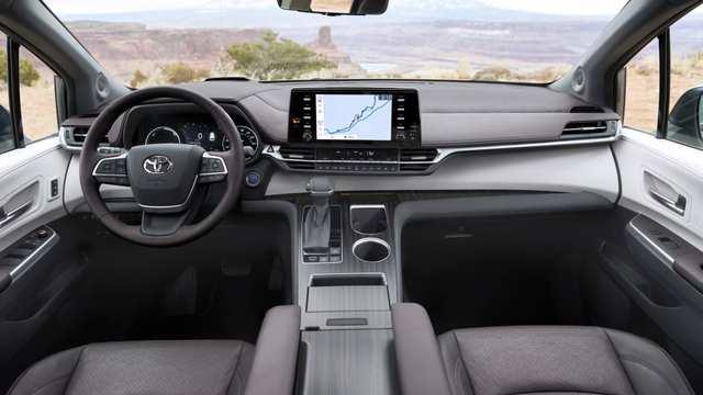 Ra mắt Toyota Sienna thế hệ mới: Thiết kế sang chảnh, chung khung gầm Harrier sắp về Việt Nam - Ảnh 3.