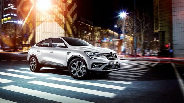 Renault Arkana - Xe Pháp vừa về Việt Nam đã có phiên bản 'xịn' hơn