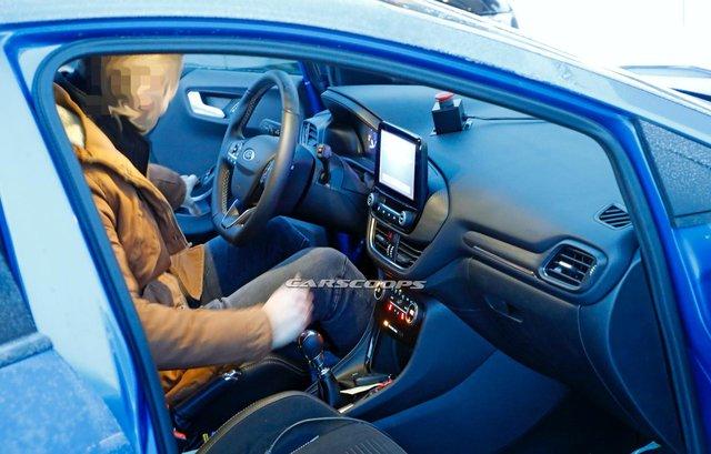 Ford Puma - Anh em EcoSport sẵn sàng phiên bản hiệu suất cao, tạo vị thế riêng trước Hyundai Kona và Kia Seltos - Ảnh 3.