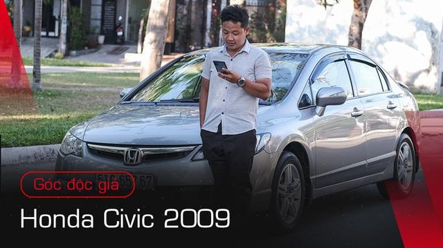 Dùng Honda Civic nhập 10 năm, người dùng chia sẻ: Lương tháng 8 triệu đồng là đủ nuôi xe, mơ ước lên đời Porsche 911
