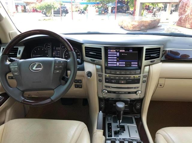 Giữ giá như Lexus LX 570: Chạy 6 năm, bán lại vẫn dư tiền mua Audi Q7 mới tinh - Ảnh 2.
