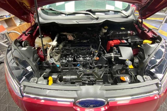 Chọn Ford EcoSport cũ làm chiếc xe đầu đời, người dùng bộc bạch câu chuyện mà ai lái xe lần đầu ra đường cũng thấy mình ở đó - Ảnh 7.