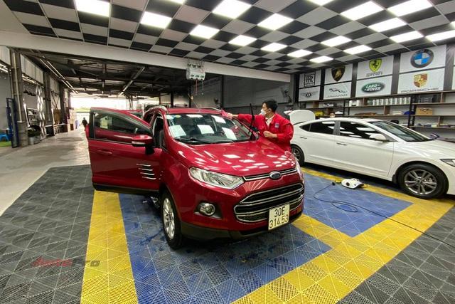 Chọn Ford EcoSport cũ làm chiếc xe đầu đời, người dùng bộc bạch câu chuyện mà ai lái xe lần đầu ra đường cũng thấy mình ở đó - Ảnh 3.