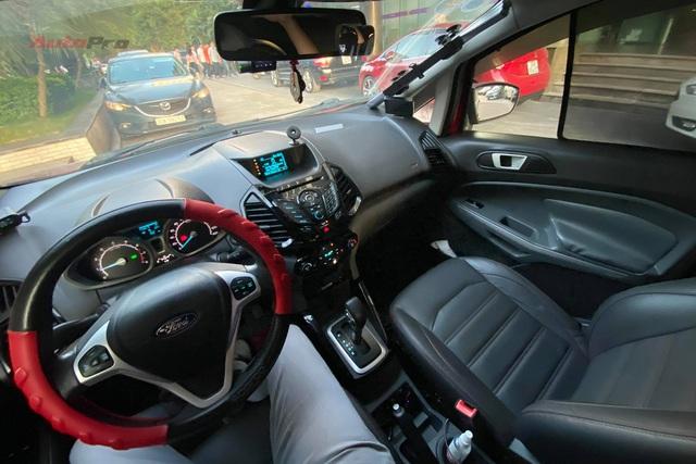 Chọn Ford EcoSport cũ làm chiếc xe đầu đời, người dùng bộc bạch câu chuyện mà ai lái xe lần đầu ra đường cũng thấy mình ở đó - Ảnh 4.