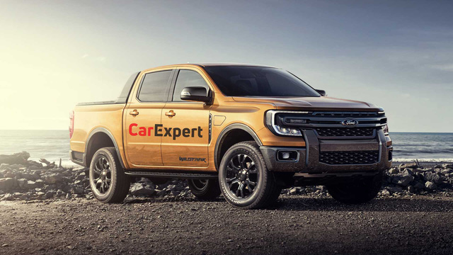 Ford Ranger thế hệ mới không ngựa thồ như bản sao bán tải VW mượn khung gầm - Ảnh 1.