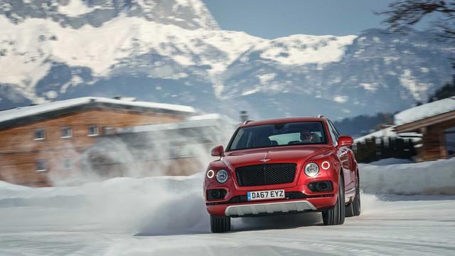 Bentley 7 sắc cầu vồng thắng giải thi thiết kế, sẵn sàng sản xuất thương mại nếu khách hàng muốn mua - Ảnh 1.