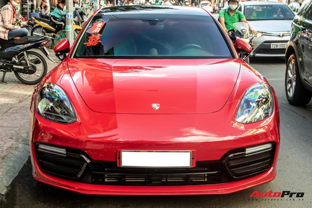 Dàn xe khủng giá không dưới 100 tỷ diễu hành rước dâu tại Sài Gòn - Ảnh 15.