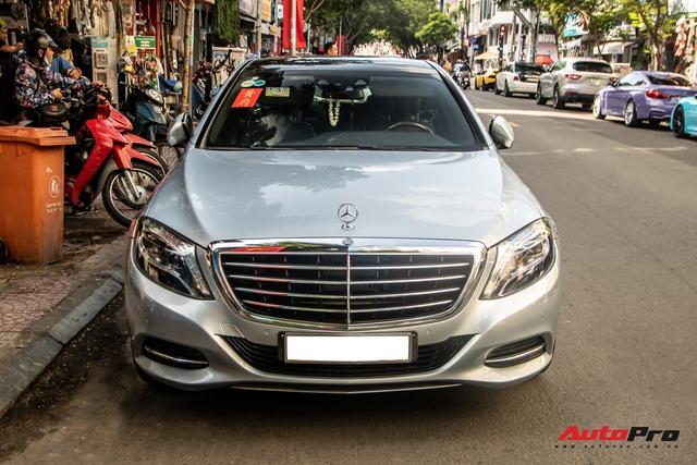 Dàn xe khủng giá không dưới 100 tỷ diễu hành rước dâu tại Sài Gòn - Ảnh 17.