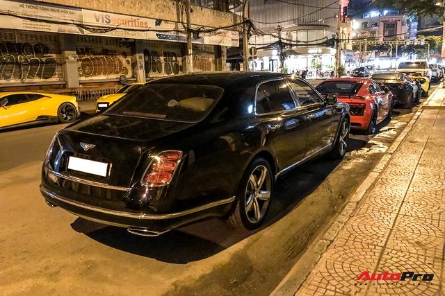 Cường Đô La cùng dàn siêu xe hơn 100 tỷ của giới đại gia Sài Gòn hội ngộ lúc nửa đêm - Ảnh 8.