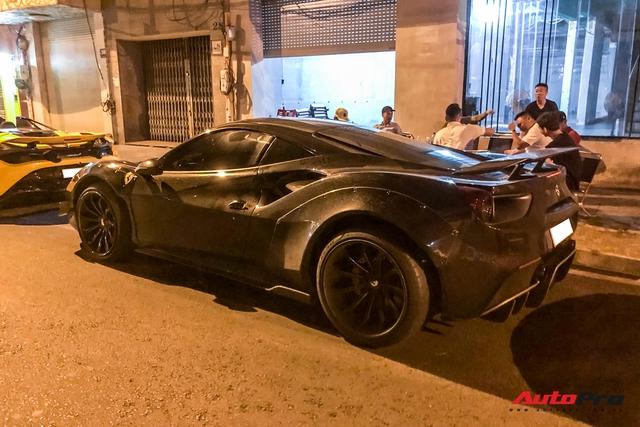 Cường Đô La cùng dàn siêu xe hơn 100 tỷ của giới đại gia Sài Gòn hội ngộ lúc nửa đêm - Ảnh 6.