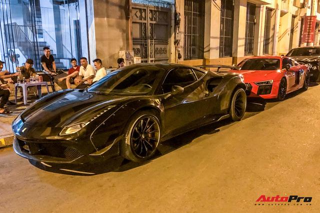 Cường Đô La cùng dàn siêu xe hơn 100 tỷ của giới đại gia Sài Gòn hội ngộ lúc nửa đêm - Ảnh 12.