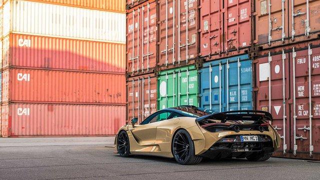 McLaren 720S của đại gia Vũng Tàu độ bodykit giới hạn 15 bộ toàn thế giới, nâng cấp ống xả với dấu ấn riêng - Ảnh 4.