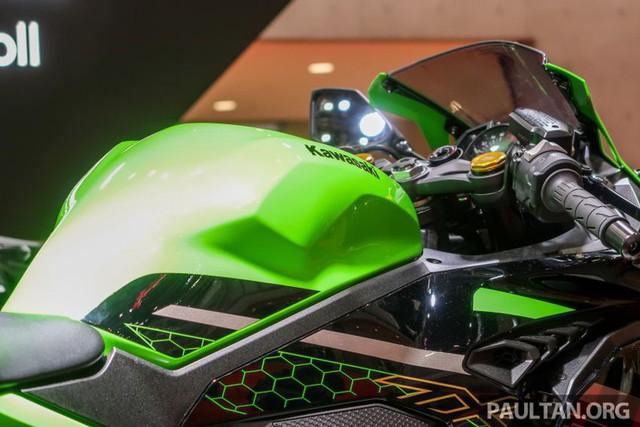Kawasaki ZX-25R 2020 lộ diện với nhiều thay đổi ấn tượng - Ảnh 6.