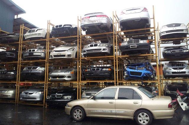 Đổi xe cũ lấy xe mới ở Thái Lan: Có thể bán xe tới 20 năm tuổi để lên đời xe sang - Ảnh 1.