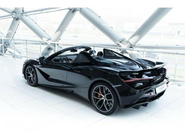 Thêm McLaren 720S Spider về Việt Nam, sở hữu màu sắc khác biệt so với số còn lại đang ở trong nước - Ảnh 2.
