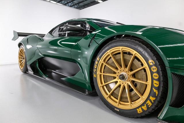 Brabham bàn giao siêu xe BT62 Competition đầu tiên cho khách hàng - Ảnh 9.