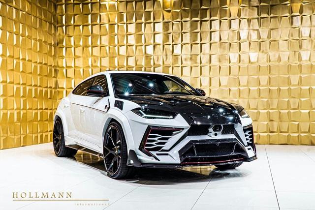 Lamborghini Urus độ Mansory yêu cầu mức giá siêu khủng - Ảnh 2.