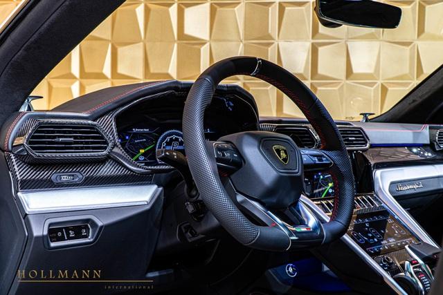 Lamborghini Urus độ Mansory yêu cầu mức giá siêu khủng - Ảnh 4.