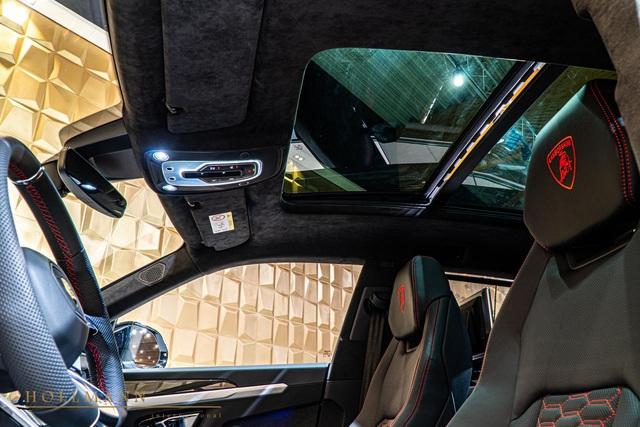 Lamborghini Urus độ Mansory yêu cầu mức giá siêu khủng - Ảnh 6.