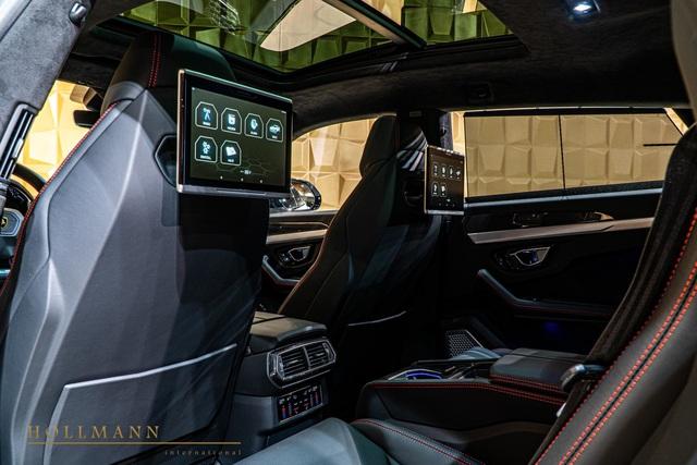 Lamborghini Urus độ Mansory yêu cầu mức giá siêu khủng - Ảnh 7.
