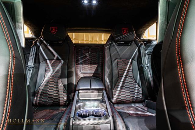Lamborghini Urus độ Mansory yêu cầu mức giá siêu khủng - Ảnh 8.