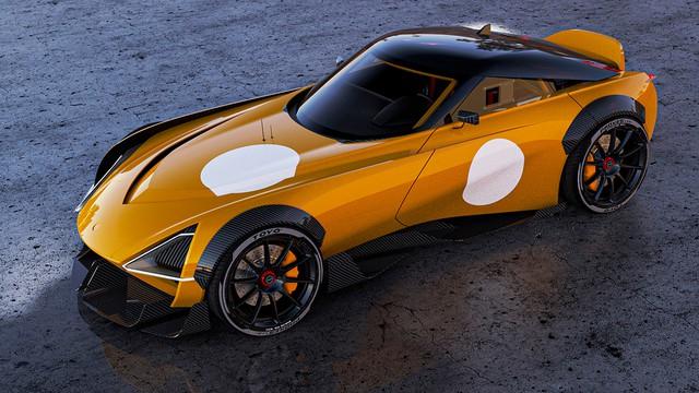 Nissan Z 2021: Biết gì về phiên bản mới trở lại đấu Toyota Supra? - Ảnh 2.