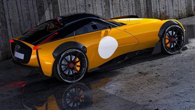 Nissan Z 2021: Biết gì về phiên bản mới trở lại đấu Toyota Supra? - Ảnh 1.